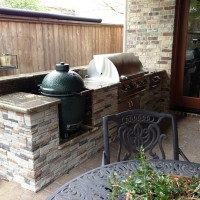 Custom Big Green Egg Nest