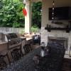 Outside Kitchen Design Ideas: Houston Patio Goes Mediterranean