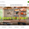 "Homescapes of Houston Wins ""Best of Houzz 2018"" Award For Customer Service"