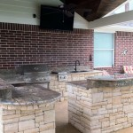 Outdoor Patio Kitchen
