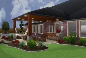 Outdoor Patio Professional Designer