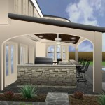 Patio Remodel 3d Imaging