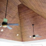Double Patio Ceiling Fan