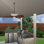 Back View Kitchen (2) outdoor homescapes operation finally home 11