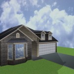 Outdoor Homescapes 3D rendering graphic Operation Finally Home