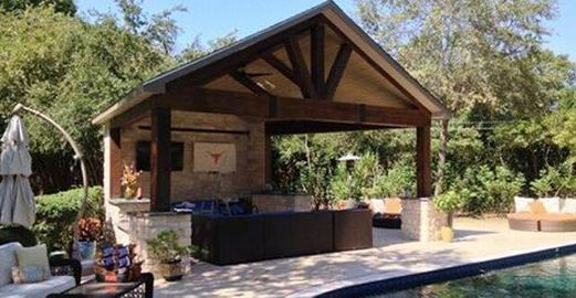 5 Outdoor Living Spaces With A Texan Touch