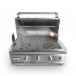 RCS 27 Cutlass II Series grill