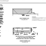 Covered Patio Blueprint