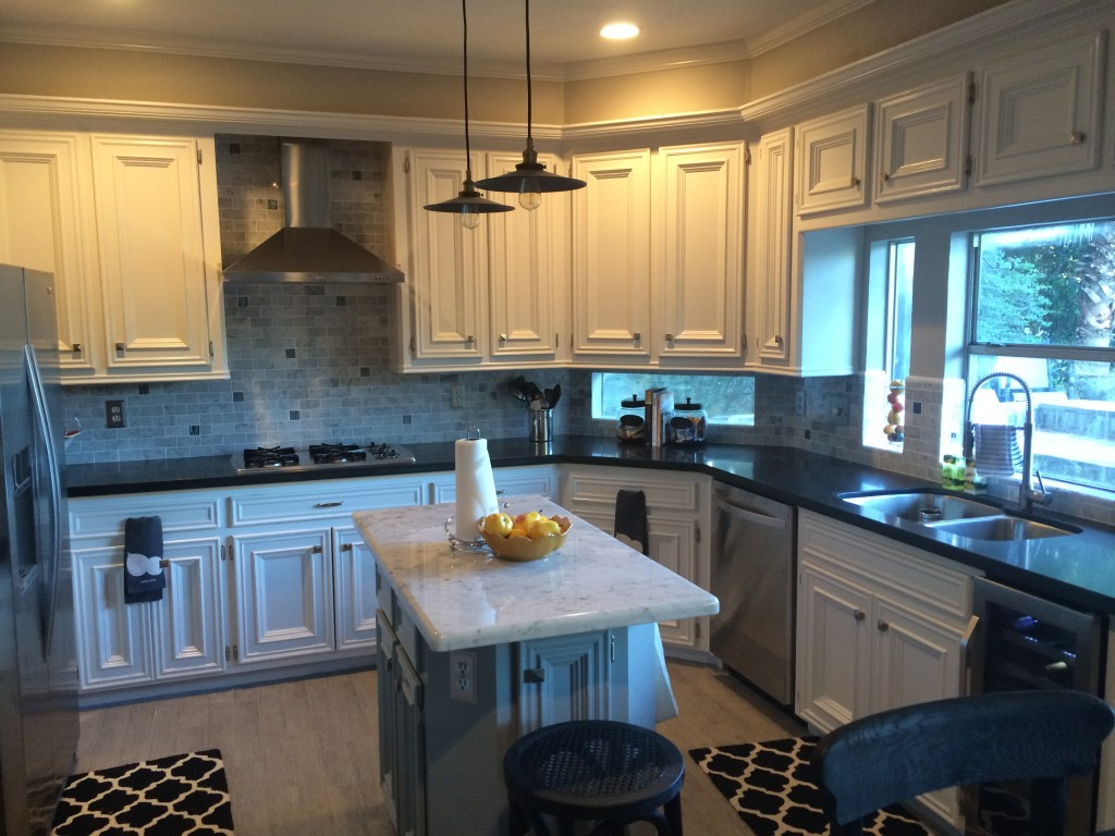 Bon Houston Kitchen Designers Wayne Franks And Lisha Maxey Did This Houston  Kitchen Remodel, Transforming It