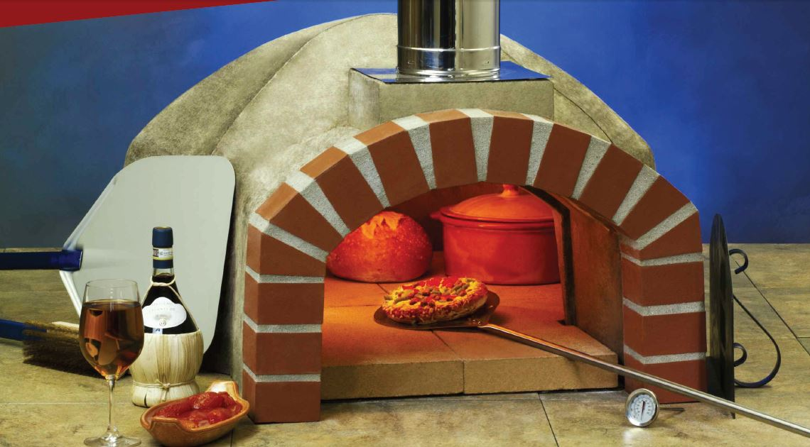 wood fired pizza ovens houston outdoor living design