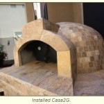 screenshot forno bravo pizza oven installed casa2G