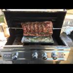 Tenderloin on the grill