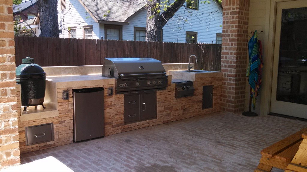 Outdoor Kitchens in Houston