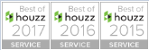 Best of Houzz Design Service 3 Years Running