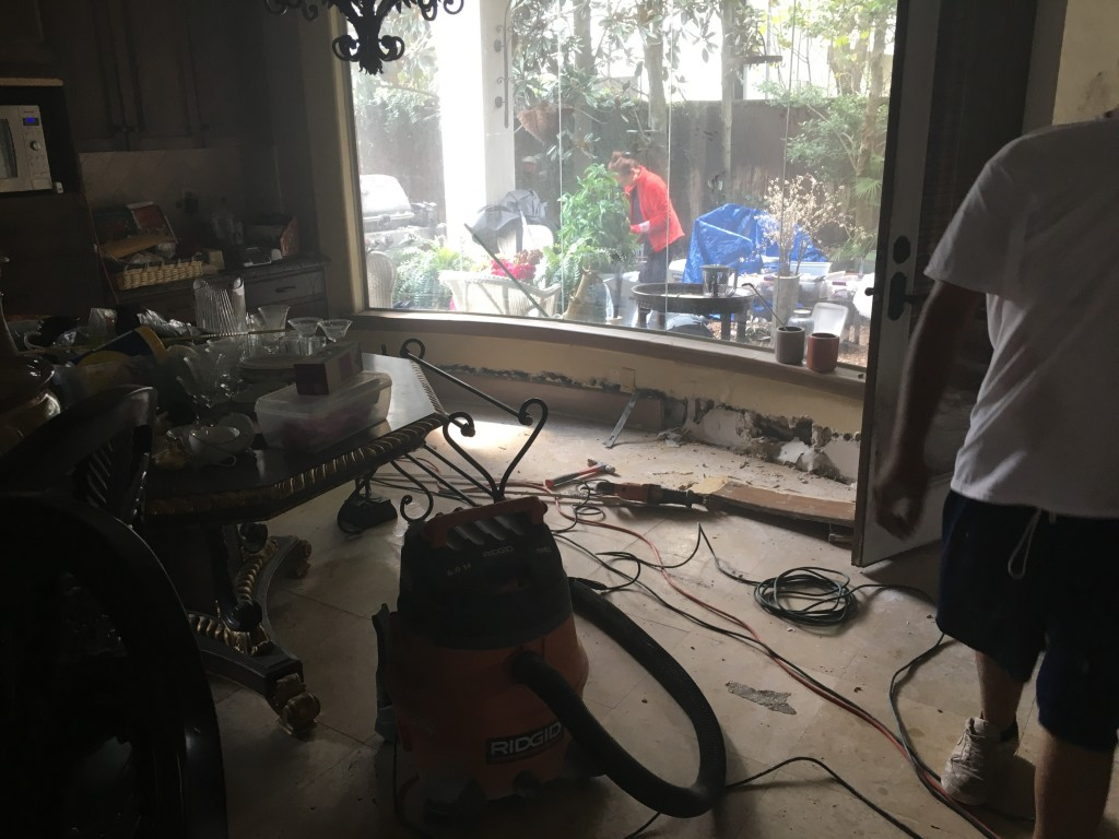 Houston homeowners dealing with Hurricane Harvey insurance claims for flood damage need someone representing their side of the story to the insurance company. Read more at www.outdoorhomescapes.com/blog